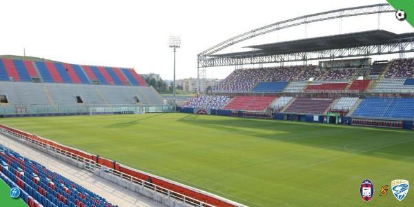 Crotone - Brescia 6-4