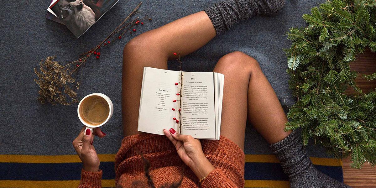 Natale sul libro